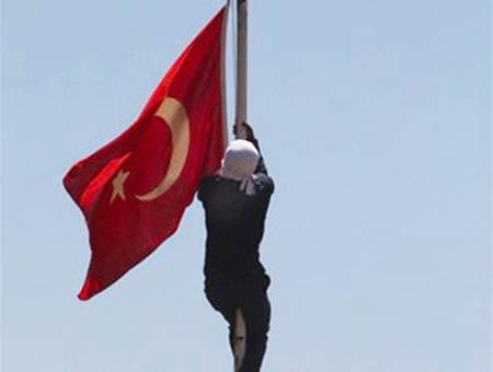 Diyarbakir bandera turca