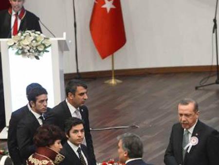 Erdogan feyzioglu polemica