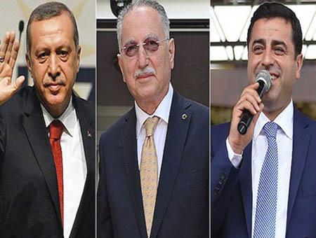 Erdogan ihsanoglu demirtas
