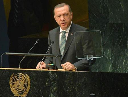 Erdogan onu naciones unidas