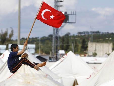 Sirios refugiados turquia