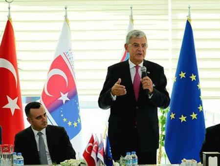 Volkan bozkir union europea
