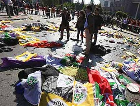 Ankara bombas atentado