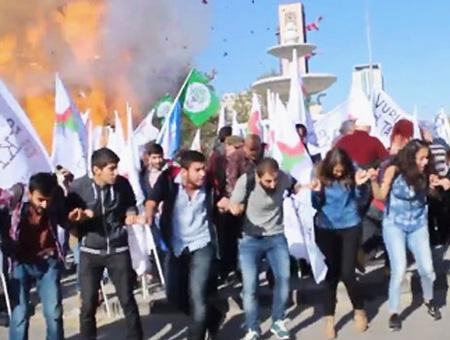Ankara explosion atentado