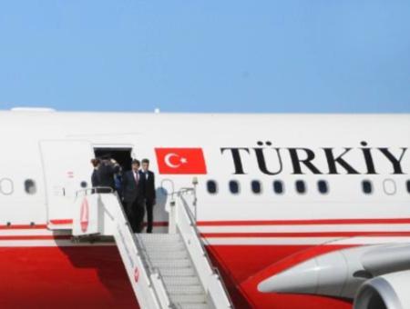Avion presidencial turquia