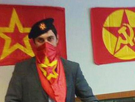 Uno de los terroristas autores del secuestro