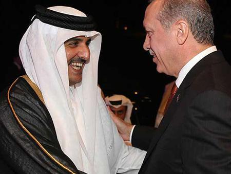 Erdogan thani qatar