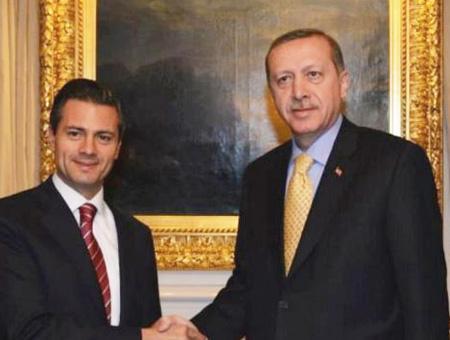 Erdogan turquia penanieto mexico