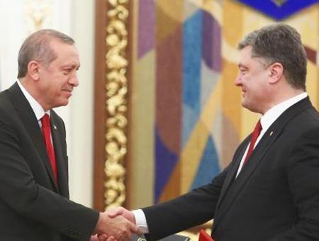 Erdogan turquia poroshenko ucrania