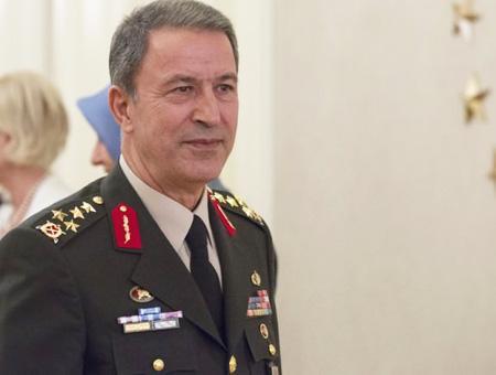 General turco hulusi akar
