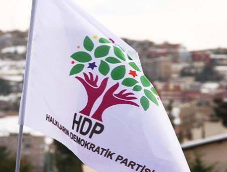 Hdp partido bandera