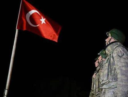 Soldados tumba suleymansah