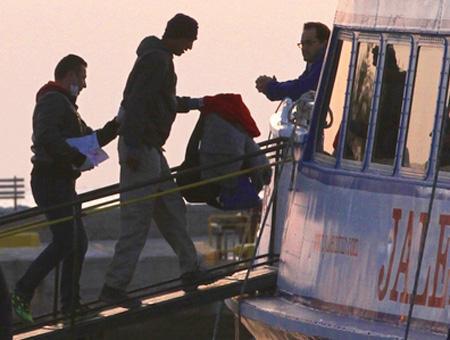 Egeo inmigrantes devolucion
