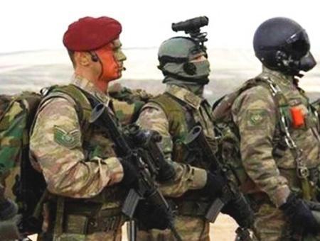 Ejercito comandos bordo bereliler