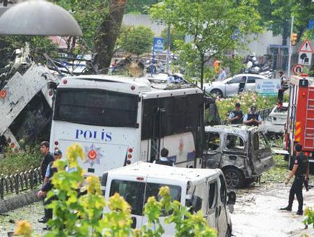 Estambul atentado beyazit