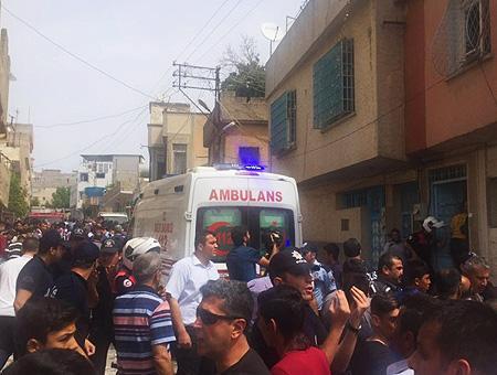 Kilis ambulancia ataque
