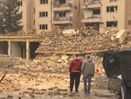 Mardin atentado explosion