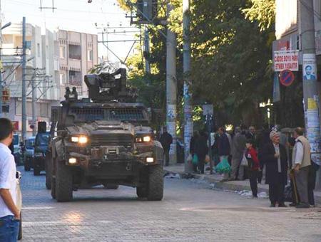 Mardin operaciones antiterroristas