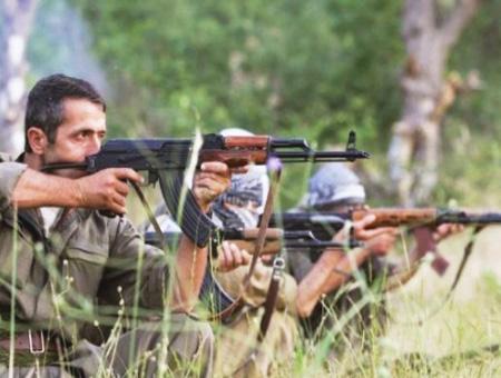 Pkk militantes
