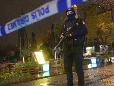 Policia turca antiterrorista
