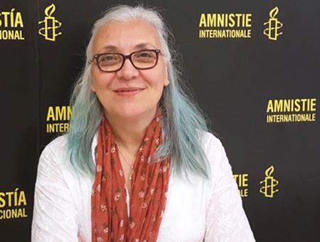 Amnistia internacional idil eser