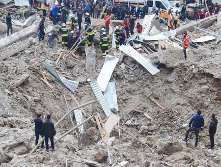 Diyarbakir explosion cuartel