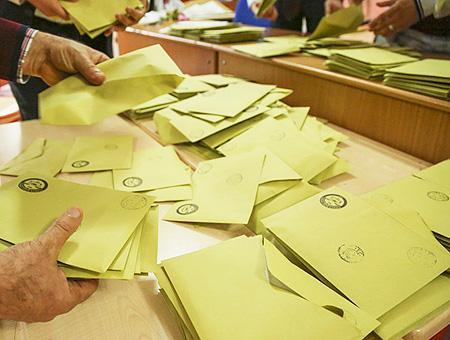 Elecciones votos recuento