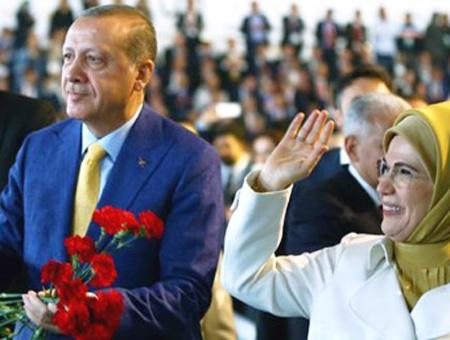 Erdogan akp congreso
