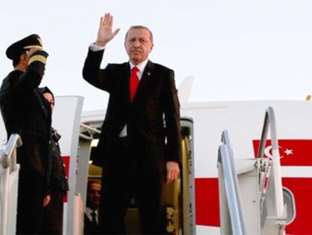 Erdogan avion presidencial