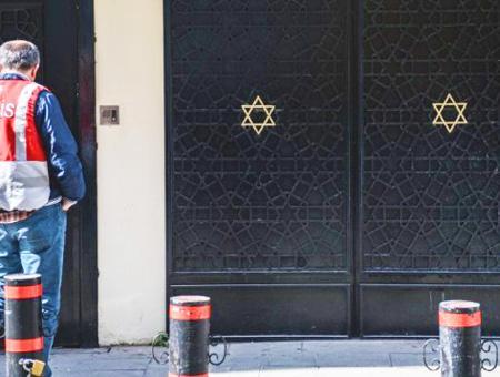 Estambul ataque sinagoga