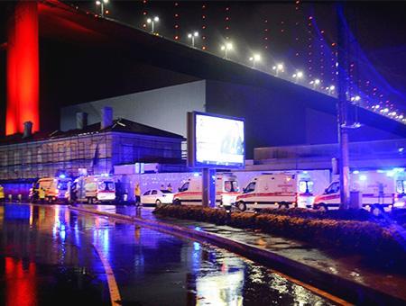 Estambul atentado club reina