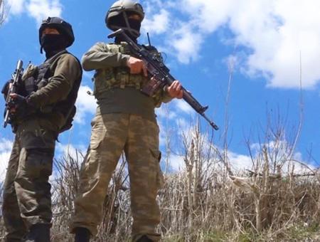 Fuerzas seguridad turcas