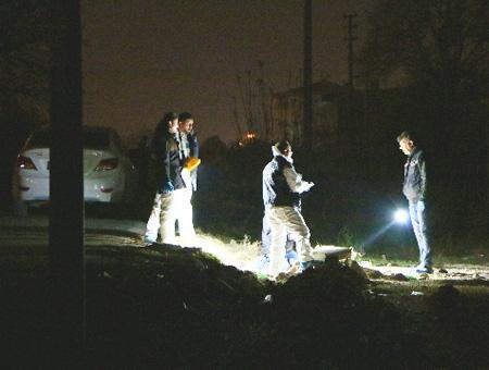 Izmir policia explosion investigacion