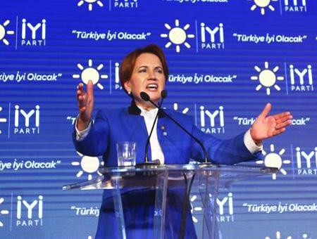 Meral Akşener presenta su nuevo ''İyi Parti'' y desafiará a Erdoğan en las elecciones de 2019