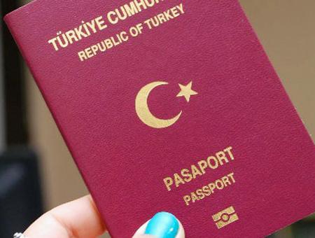Pasaporte turco ciudadanos