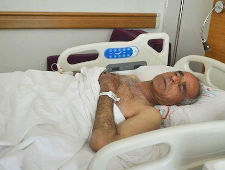 Piloto sirio derribado