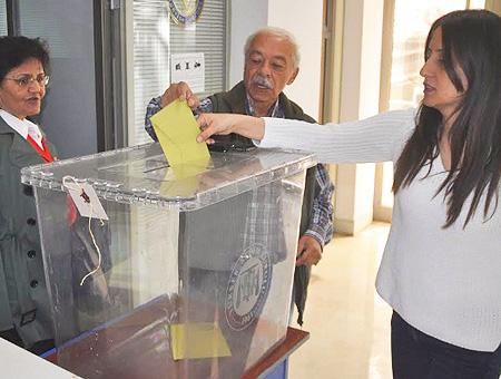 Referendum urnas votacion