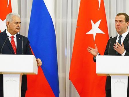 Turquia yildirim rusia medvedev