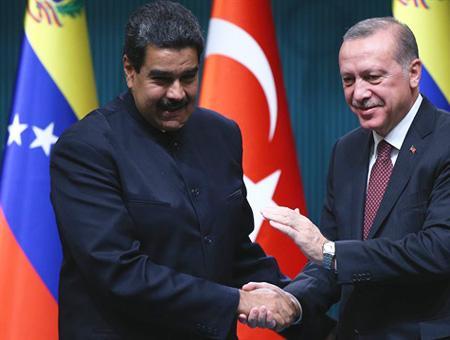 Venezuela maduro erdogan turquia