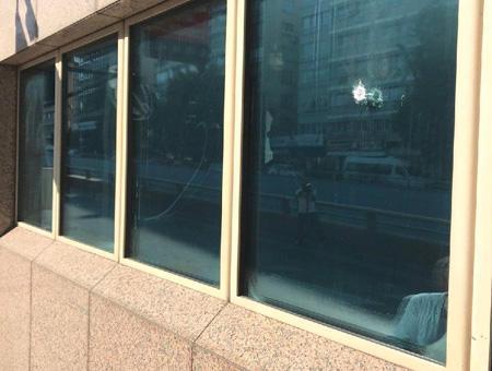 Ankara embajada eeuu disparos