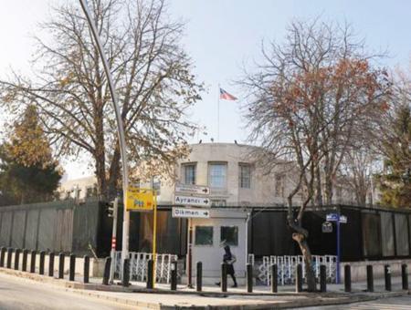 Ankara embajada eeuu