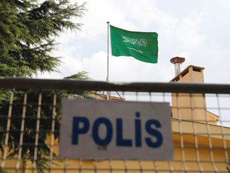 Consulado arabia saudi estambul