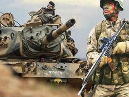 Ejercito turco soldados comandos