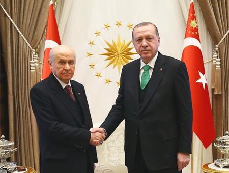 Erdogan bahceli