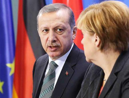 Erdogan merkel turquia alemania
