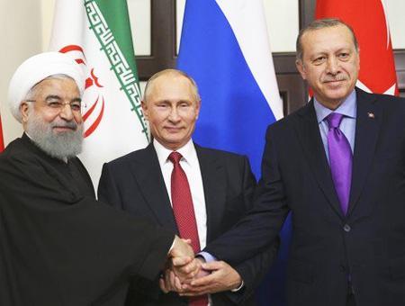 Erdogan putin rouhani