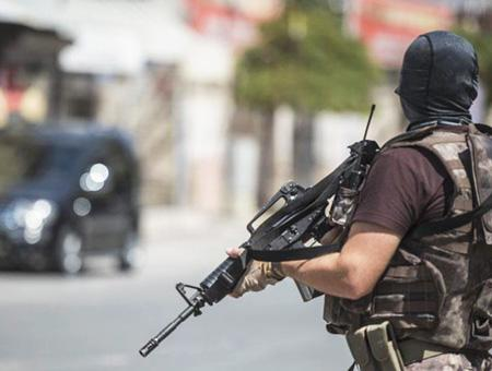 Policia turca operacion antiterrorista