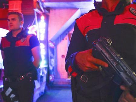 Policia turca operacion