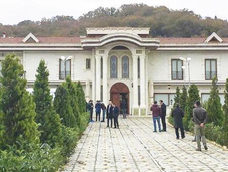 Yalova mansion millonario saudi crimen