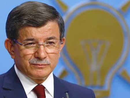 Ahmet davutoglu dimision akp